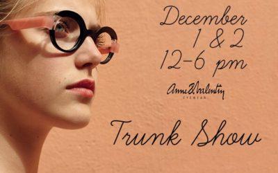 Anne & Valentin Trunk Show