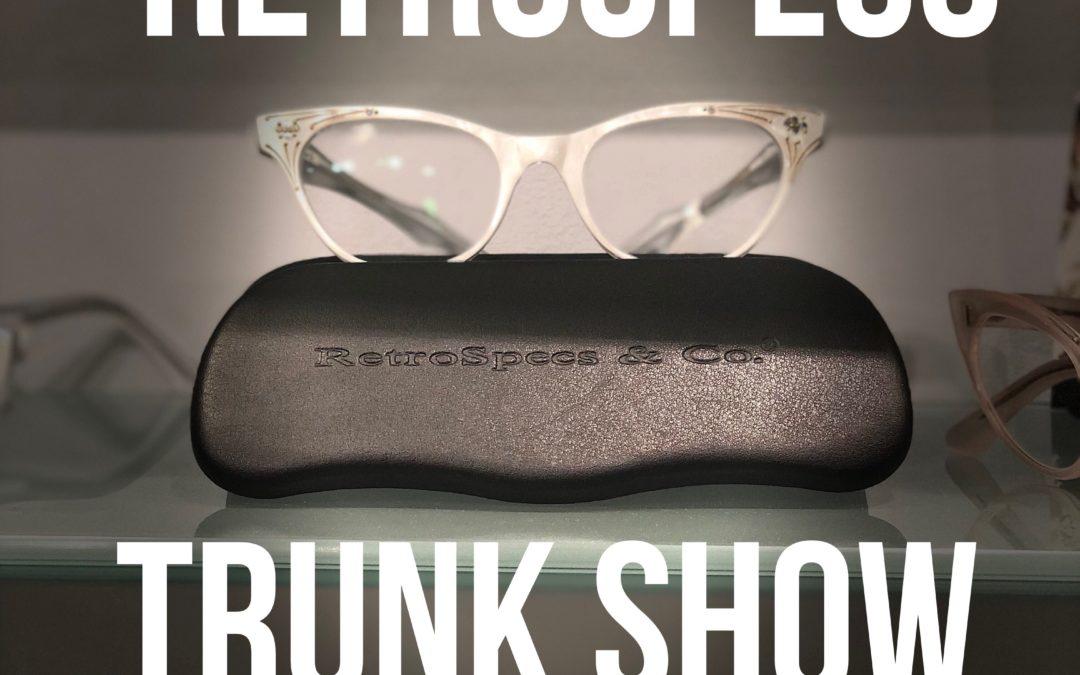 RetroSpecs Trunk Show