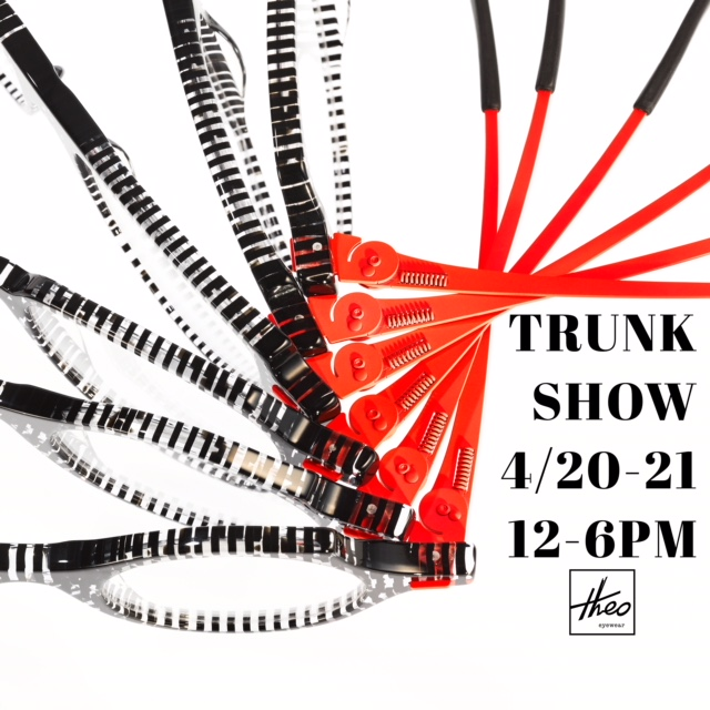 Theo Trunk Show 2018
