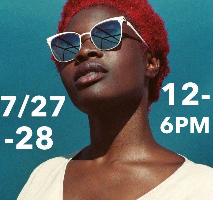 Mykita Trunk Show–July 27th & July 28th; 12-6PM