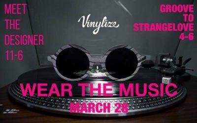 Vinylize Trunk Show