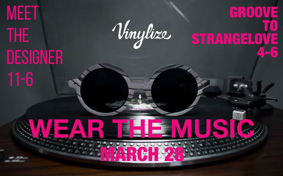 Vinylize Trunk Show